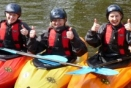 Paddling on the Barrow River €45