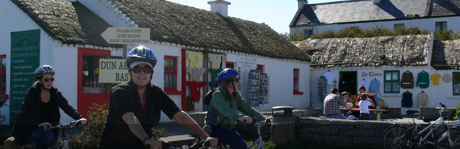 Walking and Biking Tours Ireland