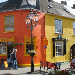Coastal Walking and Biking Tour to Kinsale