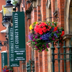 Day Tours to Belfast - St Georges Market