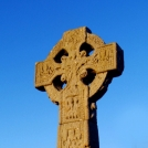 Celtic Cross at Yeats Drumcliff on Adventure Tours from Explore