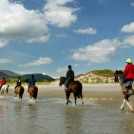 Tour of Northern Ireland and Inishowen - Horse Riding on Beach