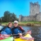 kayaking Killarney National Park on Adventure Tours in Ireland