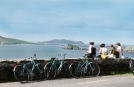 Biking on the Dingle Peninsula