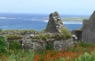 Famine Cottage on Walk in Doolin