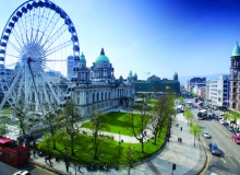 Northern Ireland Holidays, Belfast City Hall