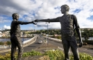 Derry Northern Ireland on Walking and Cycling Holidays