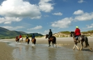Horseback Rambles on Holidays in Northern Ireland and Inishowen