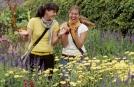 Adventure Holidays Ireland, Wathing the flowers grow!