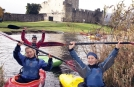 Adventure Activity Holidays in Ireland with Kayaking in Killarney
