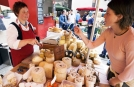 Explore Escorted Holidays in Ireland at Farmers Market, Kinslae