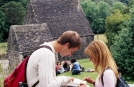 Guided Tours Ireland to Glendalough Monastic Settlement