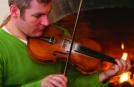 Traditionelle Musik bei einer Wochenendreise in Irland