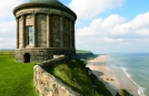 Mussenden Tempel, Nordirland