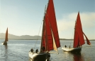 Galway Hooker Boats to Aran Islands