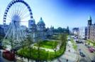 Belfast Northern Ireland on Walking Tour