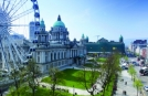 Vacances en Irlande du Nord, Hôtel de Ville de Belfast
