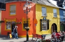 Vacances Actives en Irlande, Magasins  Kinsale