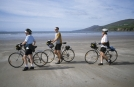 Cycling Sandy Beaches