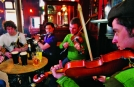 Traditional Irish Musicians