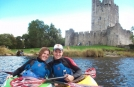 Kayaking Adventure on Ireland Tours