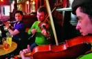 Pub Music in Ireland on Shamrocker Tour