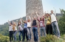 Small Group Tour to Irelands Glendalough Monastic Site