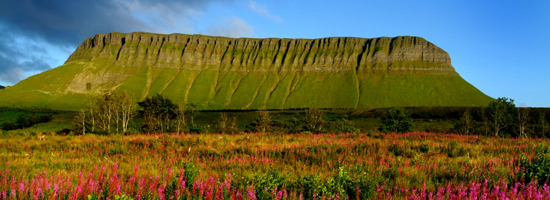 Benbulben - Explore Ireland Tours